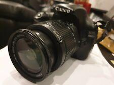 Canon EOS 1100D 12.2MP Digital SLR Camera lens HD video recorder Excellent Cond
