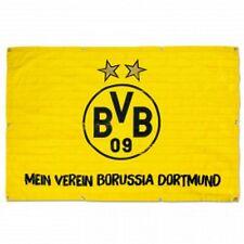 "BVB Balkonfahne Borussia Dortmund ""Südtribüne"" 150 x 100 cm Fahne BVB"