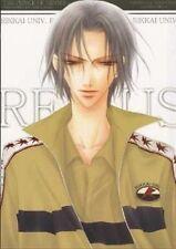 Prince of Tennis BL doujinshi - Sanada/Yukimura (&Kirihara) - PoT yaoi