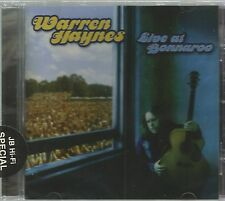 WARREN HAYNES  -  LIVE AT BONNAROO.    /    IMPORT.   EU PRESSING.