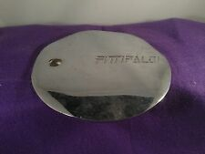 FITTIPALDI CHROME Custom Wheel Center Cap (1) P/N # M492