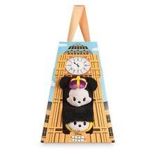 Miniplüsch Tsum Tsum MICKY & MINNIE LONDON BOX SET, Disney