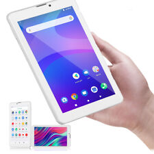 7inch 4G LTE Tablet PC QuadCore Android 9.0 Pie Capacitive WiFi Google Certified