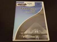 Dragonfly Language Video Flashcards: French Volume 2 DVD