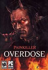 PAINKILLER OVERDOSE pc game NEW shooter single and multiplayer FPS