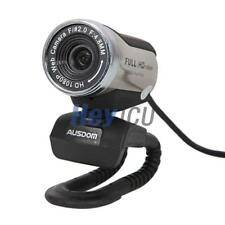 AUSDOM 1080P Full HD 12.0M USB Webcam Video Camera with Mic for PC Laptop Skype