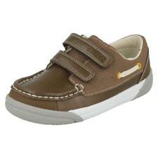 26 Scarpe in pelle marrone per bambini dai 2 ai 16 anni