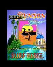 "Signed Mike Hynson Book - ""Transcendental Memories of a Surf Rebel"""