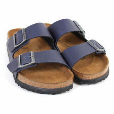Sandali e scarpe blu Birkenstock sintetico per il mare da uomo