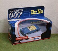CORGI James Bond 007 DR NO Sunbeam Alpine TY02501