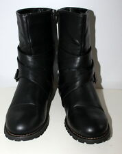 J Flowers motorbiker boots women Eur 38 US-Aus 7 UK 5 Used
