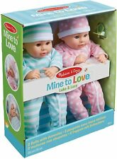 Dolls - Mine to Love Twins Luke & Lucy Melissa and Doug