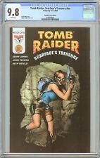 Tomb Raider: Scarface's Treasure #nn CGC 9.8 WP 2083008001 Dynamic Forces Ed.
