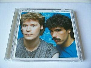DARYL HALL / JOHN OATES - The Very Best Of Daryl Hall & John Oates - CD Album