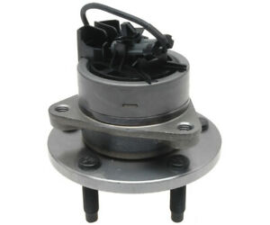 Wheel Bearing and Hub Assembly-R-Line Front Raybestos 713206