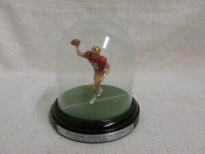Upper Deck Tribute Joe Montana San Francisco 49ers Athletes Century Figurine