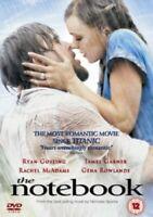 The Notebook DVD (2005) Ryan Gosling, Cassavetes (DIR) cert 12 ***NEW***