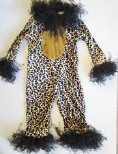 Brown Kitty - Cheetah Print - Complete Costume - Size 12-18 months NWT