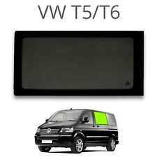 Left fixed window (privacy) for VW T5 / T6 - EUROPEAN LEFT HAND DRIVE Not a slid