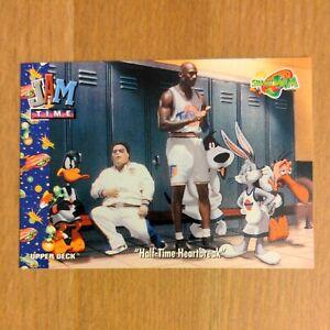 Michael Jordan 1996 Upper Deck Space Jam #45