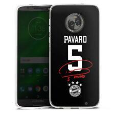Lenovo MOTO g6 PLUS IN SILICONE GUSCIO Case Cellulare-PAVARD 5