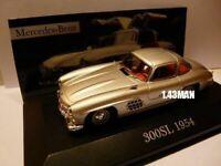 MER1E voiture 1/43 ixo altaya MERCEDES : 300 SL 1954
