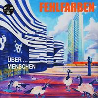Fehlfarben - Über ... Menschen (Vinyl LP - 2015 - EU - Original)