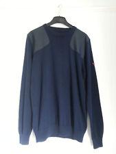 Wolsey 100% extrafine merino wool jumper, navy blue, M, BNWOT