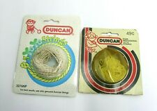 VINTAGE Lot of 2 Duncan YoYo Strings NEW Old Stock 9