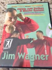 Metric Arm Strikes and Blocks Systems - Dvd - Jim Wagner