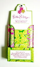 Lilly Pulitzer Cell Phone BlackBerry or Smartphone Luscious New with Tag