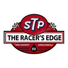 STP El Racers Edge digitalmente Corte Vinilo Pegatina 12.7cm x 7.6cm