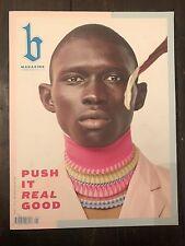 Rare Copy Of B Magazine Menswear - Autumn/Winter  2011-12