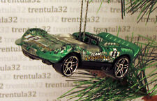 CHAPARRAL 2 RACE CAR GREEN BLACK RACING CHRISTMAS TREE ORNAMENT XMAS