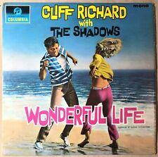 Wonderful Life -  Cliff Richard / The Shadows - 1964 UK Mono - EX / EX Vinyl LP
