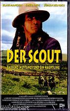 "VHS - neu & ovp - "" Der SCOUT "" (1983) - Gojko Mitic - DEFA"