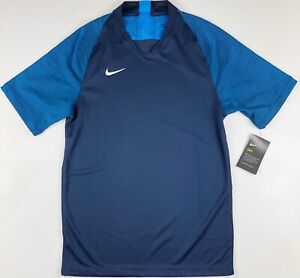 Nike Dry Strike Vapor Soccer Football Jersey AJ1022-419 Small $50