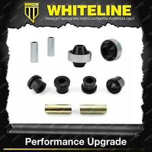 Whiteline Front Control Arm Lower Inner Bush Kit for Toyota Ipsum 2ND Prius