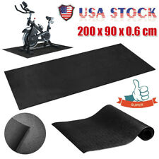 PVC Sports Equipment Mat Fitness Machine Exercise Treadmill Protective Floor Pad