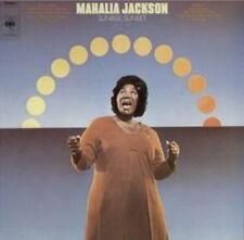 "12"" Mahalia Jackson Sunrise Sunset 60`s CBS (Brown Baby, Because, One Step)"