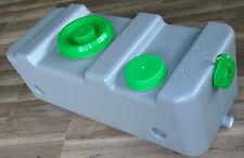 Wassertank 40 Liter für Wohnwagen und Wohnmobile, Einbautank, Frischwassertank