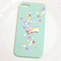 100g Simulation Creamy Sprinkles Phone Shell Decor Polymer Clay Fake Candy ZJwr