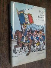 Le lys et le bleuet / J. Le Pöezat-Guigner