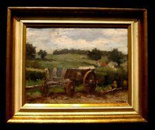 Nestor Reymen. 1872-1953. Impressionist. Qualität. Listed.