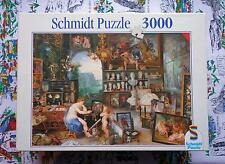 Schmidt 3000 piece puzzle - Allegory of Sight - Jan Brueghel & Peter Paul Rubens