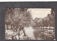 C1920's View of the River & Promenade, Bedford