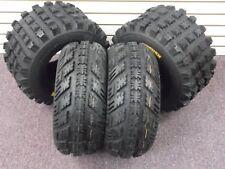21x7-10 , 20x10-9 AMBUSH ATV TIRES (4 TIRES) 1999-2014 HONDA TRX 400EX