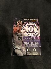 2019-20 Illusions NBA Basketball 8 PACKS SEALED BLASTER BOX NEW!
