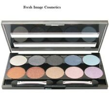 W7 10 out of 10, Eye Shadow Palette Nudes, Browns, Cream,greys etc great colours