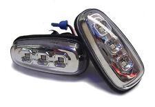 Vauxhall Zafira A 99-05 LED Full Chrome Side Repeaters Indicators Blinkers